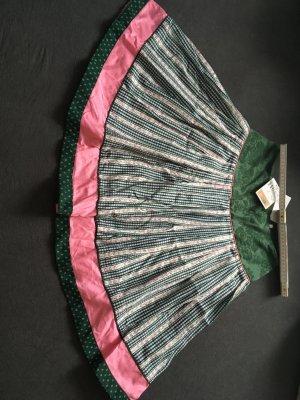 Hess Frackmann Jupe bavaroise multicolore