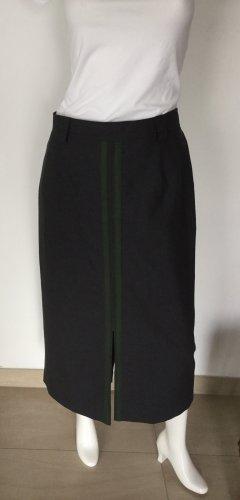 Steinbock Tirol Traditional Skirt anthracite-forest green