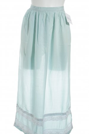 Traditional Apron mint-white