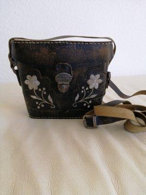 Traditional Bag grey brown