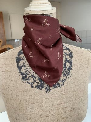 Traditional Scarf multicolored polyester