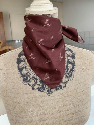 Folkloristische sjaal veelkleurig Polyester