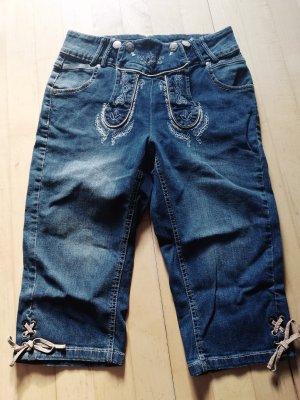 Trachtige Jeans von Waldschütz