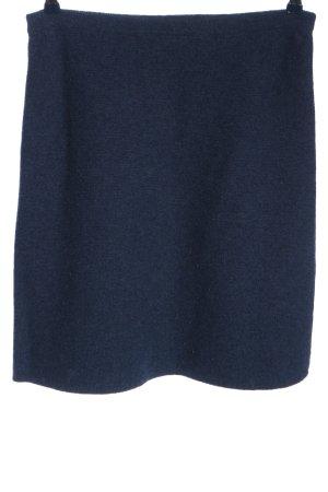 Trachtmacher Gebreide rok blauw casual uitstraling