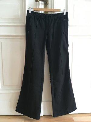 Trackpants schwarz