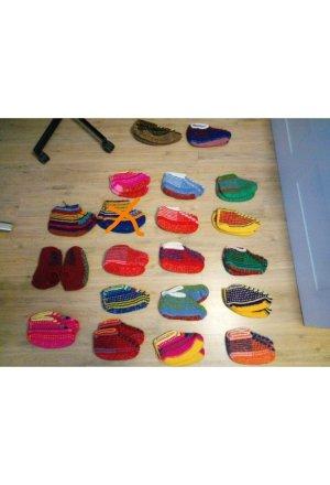 Slipper Socks multicolored