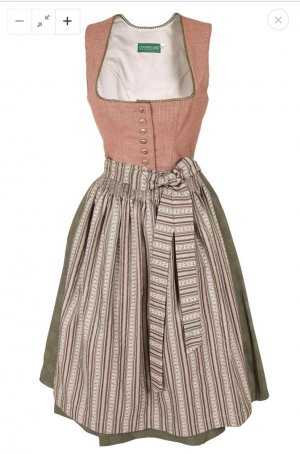 Country Line Dirndl multicolored polyester