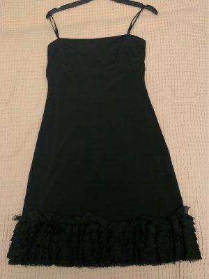Träger Kleid mit Fransen