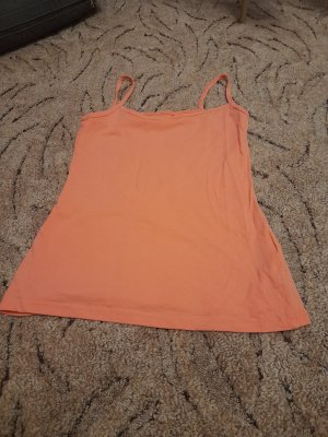Basic for everyday Strappy Top salmon