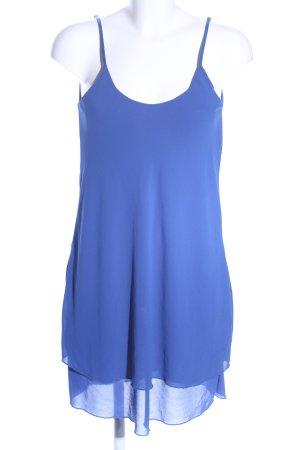 Trägerkleid blau Elegant