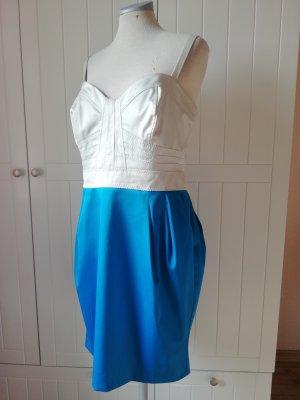 Savida Sukienka z gorsetem Wielokolorowy
