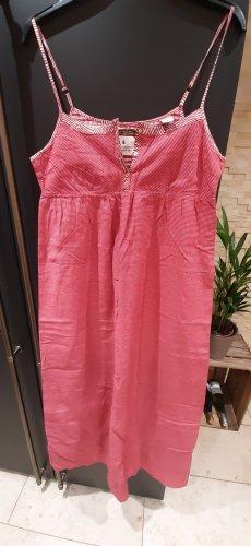 Trägerkleid mit süßem Karomuster Größe 3