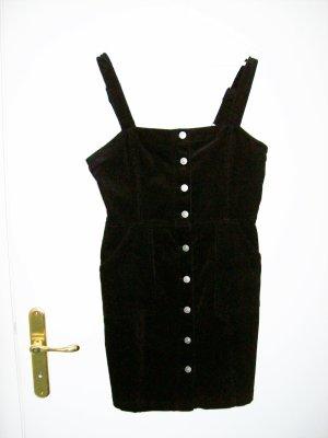 Trägerkleid schwarz von H&M DIVIDED