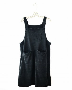 Free People Pinafore skirt multicolored