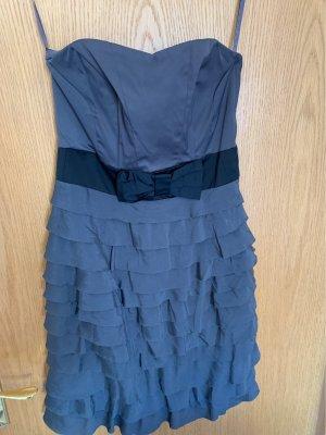 Trägerlos Kleid