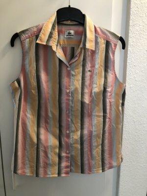 trägerlose Bluse von Lacoste Größe 40