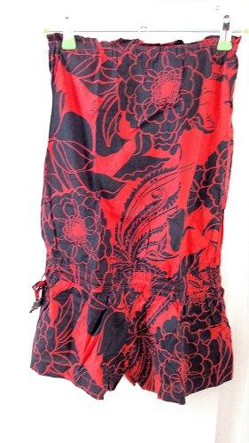 Billabong Jumpsuit red-black cotton