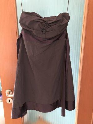 esprit collection Robe bustier brun