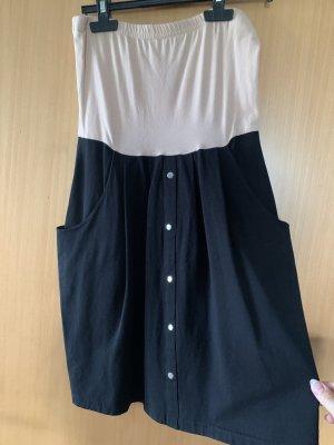 Vero Moda Bandeau Dress black-nude