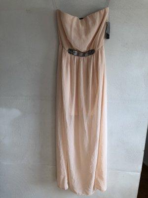Zara Robe Hippie rosé