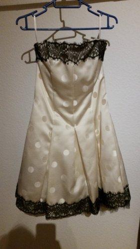 Trägerloses Kleid von Jessica McClintock in Gr. 36