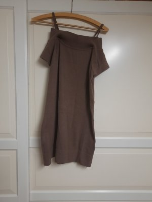 Trägerloses longtshirt