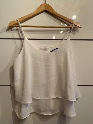 Trägerloses Shirt
