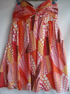 Trägerloses Sommerkleid aus USA **Neu**NP 269€