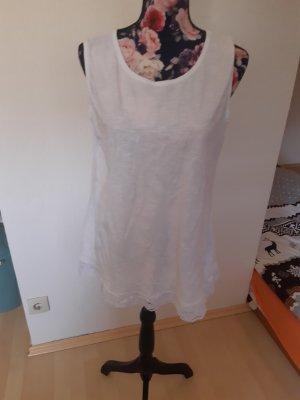 Aniston Strappy Top white