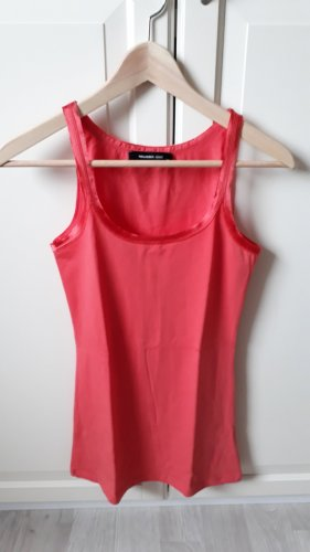 Hallhuber Strappy Top bright red-red