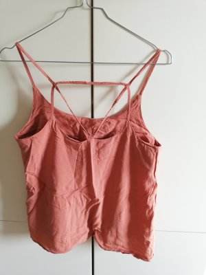 24Colours Strappy Top apricot