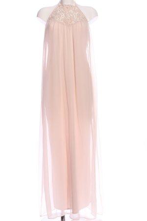 Trafaluc by Zara Maxikleid pink Casual-Look