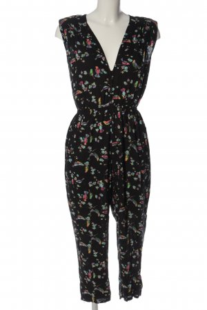 Traffic people Jumpsuit Animalmuster Casual-Look