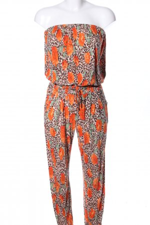 Traffic people Jumpsuit Blumenmuster Casual-Look