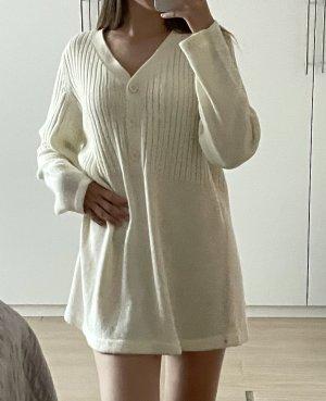 Casual W.E.A.R Robe en laine crème