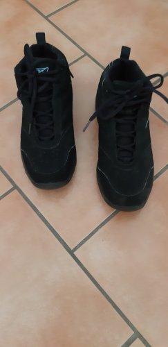 Reebok Basket à lacet noir