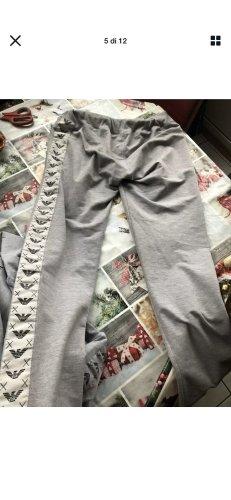 Chándal color plata-gris