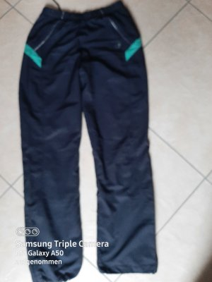 Lotto Pantalone da ginnastica blu scuro-turchese