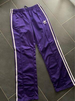 Adidas Trackies dark violet