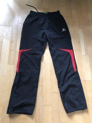 Erima pantalonera negro-rojo