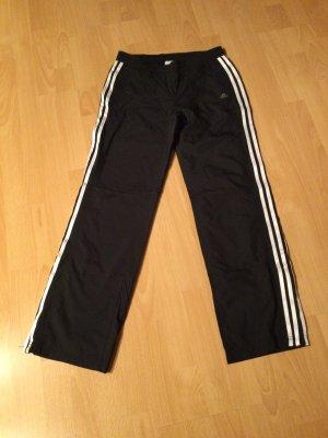 Adidas Pantalone da ginnastica nero Poliestere