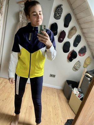 Calvin Klein Leisure suit neon yellow-blue