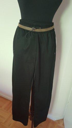 Fb Sisters Pantalon de sport blanc-noir