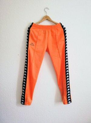Kappa Pantalone da ginnastica arancione