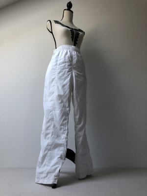 Etirel Pantalone da ginnastica bianco