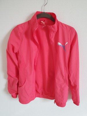 Puma Kurtka sportowa różowy neonowy