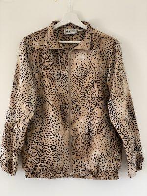 Trainingsjacke Leopard