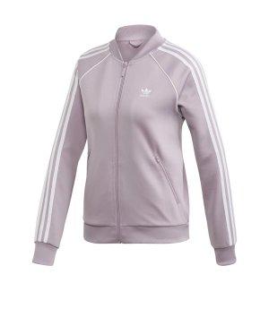 Trainingsjacke von Adidas Originals SST Jacke Größe 32 XS  patell lila