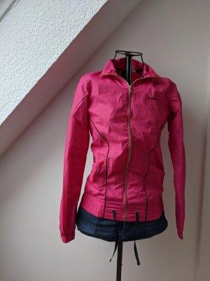 Reebok Veste de sport rose-magenta polyamide