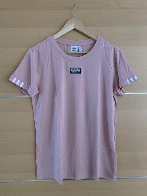 Adidas Maglietta sport rosa antico